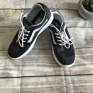 Vans Dark Grey Ultra Cush Light Sneakers